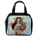 Young Marie Antoinette Portrait Classic Handbag (One Side)