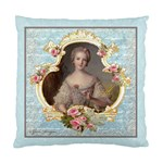 Young Marie Antoinette Portrait Cushion Case (Two Sides)