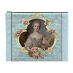 Young Marie Antoinette Portrait Cosmetic Bag (XL)