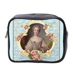 Young Marie Antoinette Portrait Mini Toiletries Bag (Two Sides)