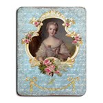 Young Marie Antoinette Portrait Small Mousepad