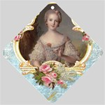 Young Marie Antoinette Portrait Car Window Sign