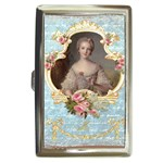 Young Marie Antoinette Portrait Cigarette Money Case