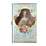 Young Marie Antoinette Portrait Business Card Holder