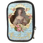 Young Marie Antoinette Portrait Compact Camera Leather Case