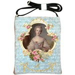 Young Marie Antoinette Portrait Shoulder Sling Bag