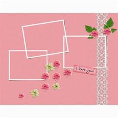 Calendar  My Lil  Princess By Jennyl   Wall Calendar 11  X 8 5  (12 Months)   Ysu90lqkglw0   Www Artscow Com Month