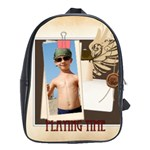 playing time - School Bag (Large)