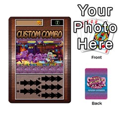 Puzzlecards 03 1gems By Evilgordo   Playing Cards 54 Designs   Wtw3ufedgxu4   Www Artscow Com Front - Heart5