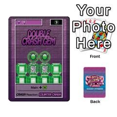 Comb Crash Dcrash 1gems By Evilgordo   Playing Cards 54 Designs   45phtkbahdnu   Www Artscow Com Front - Club2
