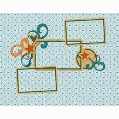Calendar  Cool Dude By Jennyl   Wall Calendar 11  X 8 5  (12 Months)   Bnv9s9djwept   Www Artscow Com Month