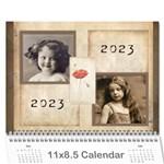 Cocoa Botanica Calendar 2015 - Wall Calendar 11  x 8.5  (12-Months)