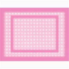 Pretty In Pink 2017 (any Year) Calendar By Deborah   Wall Calendar 11  X 8 5  (12 Months)   Kvp2ria4y7o8   Www Artscow Com Month