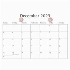 Calendar   Our Family By Jennyl   Wall Calendar 11  X 8 5  (12 Months)   Og77xsm7qza0   Www Artscow Com Dec 2017