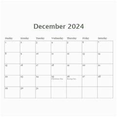 Formal Elegant 2017 (any Year) Calendar By Deborah   Wall Calendar 11  X 8 5  (12 Months)   Iptvx5n3jdec   Www Artscow Com Dec 2017