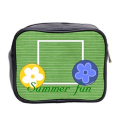 Summer Fun Mini Toiletries Bag (two Sides) By Elena Petrova   Mini Toiletries Bag (two Sides)   6smnkjwee900   Www Artscow Com Back