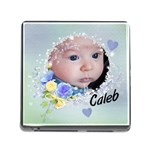 Memory Card Reader Baby s Photos - Memory Card Reader (Square)