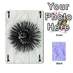 King Hanabi & Ikebana By Carlos   Playing Cards 54 Designs   Smd7cod1ghqx   Www Artscow Com Front - SpadeK