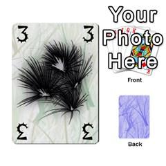 Hanabi & Ikebana By Carlos   Playing Cards 54 Designs   Smd7cod1ghqx   Www Artscow Com Front - Diamond8