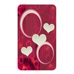 I Heart You pink memory card reader - Memory Card Reader (Rectangular)