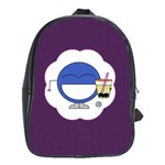 Milktea Mini Backpack - School Bag (Large)