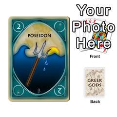 Greekgodstheme By Kerry   Playing Cards 54 Designs   Dt51u7j610yt   Www Artscow Com Front - Spade3
