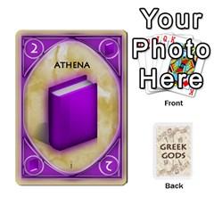 Greekgodstheme By Kerry   Playing Cards 54 Designs   Dt51u7j610yt   Www Artscow Com Front - Diamond2