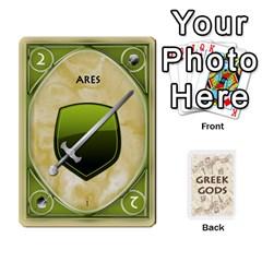 Jack Greekgodstheme By Kerry   Playing Cards 54 Designs   Dt51u7j610yt   Www Artscow Com Front - DiamondJ