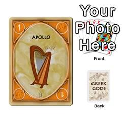 King Greekgodstheme By Kerry   Playing Cards 54 Designs   Dt51u7j610yt   Www Artscow Com Front - DiamondK
