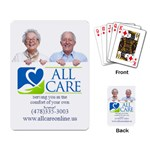 All Care Cards - Playing Cards Single Design