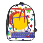 WKM@school Backpack 1 - School Bag (Large)