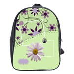 Lavender Essentials Backpack 2 - School Bag (Large)