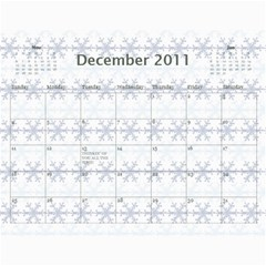 Deena And Yehudis By Renee   Wall Calendar 11  X 8 5  (12 Months)   Tr0e90hg6u0n   Www Artscow Com Dec 2011