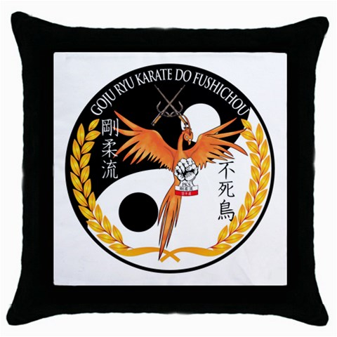 By Kerrie Stanford   Throw Pillow Case (black)   Dwpo7dp0ox1o   Www Artscow Com Front