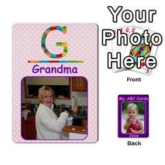 Josie Good By Linda Hallemann   Playing Cards 54 Designs   K80of1r6dpg5   Www Artscow Com Front - Joker2