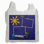 Recycle Bag (Two sides) - Summer Escapade - Recycle Bag (Two Side)