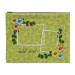 Cosmetic Bag (XL) - Flower Blooms