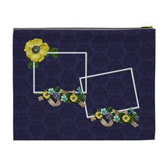 Cosmetic Bag (xl)   Burst Of Flowers By Jennyl   Cosmetic Bag (xl)   E3uvb3dxyclm   Www Artscow Com Back