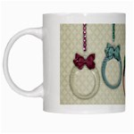 Christmas ornament/grandkids-mug - White Mug