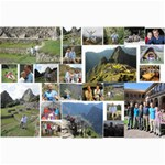 Peru Collage for Matt n Lea - Collage 12  x 18