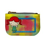 Girl 5/school-mini coin purse