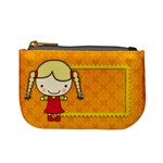 Girl 6/school-mini coin purse