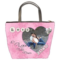All We Need Is Love Bucket Bag By Lil    Bucket Bag   52a3cmat6fd9   Www Artscow Com Back