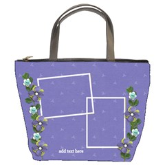 Bucket Bag   Purple Kiss By Jennyl   Bucket Bag   92c7p4qxis2j   Www Artscow Com Front