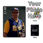 Dad - Playing Cards 54 Designs