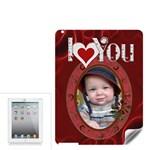 I Love You iPad 2 Skin - Apple iPad 2 Skin