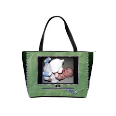 Tv Star Classic Shoulder Handbag By Lil    Classic Shoulder Handbag   Aehojlk761vc   Www Artscow Com Front