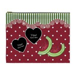 Watermelon Cosmetic bag XL - Cosmetic Bag (XL)