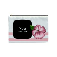 Ballerina Cosmetic bag medium by Lillyskite Front