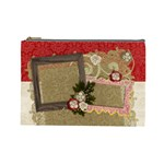 Count your blessings/holiday-Cosmetic Bag (Large)